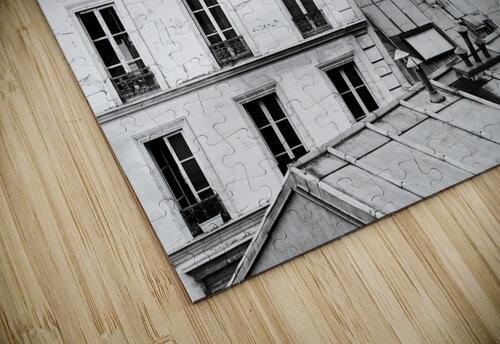 Roofs of Paris  puzzle