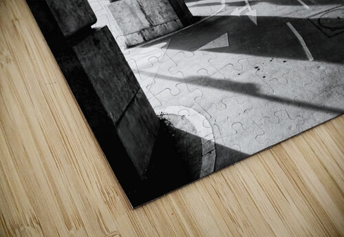 Bercy bridge puzzle
