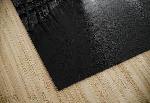 Flood reflection puzzle