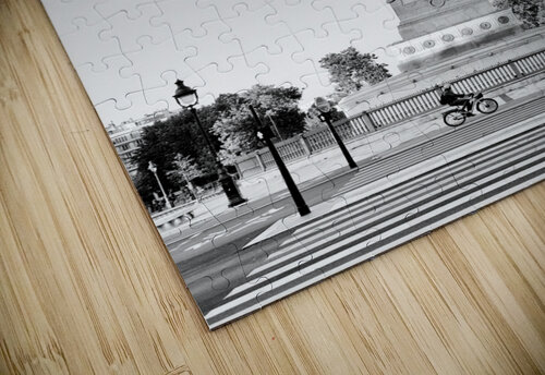 A bicyclette puzzle