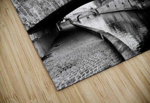 Petit pont  puzzle