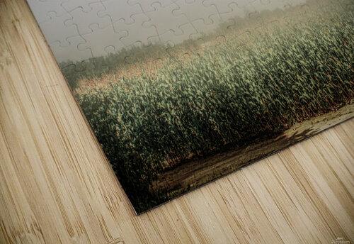 Summer Dust Cornfield jigsaw puzzle