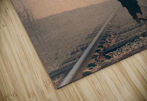 Back Walking Away jigsaw puzzle