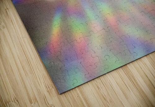 CD Rainbows jigsaw puzzle