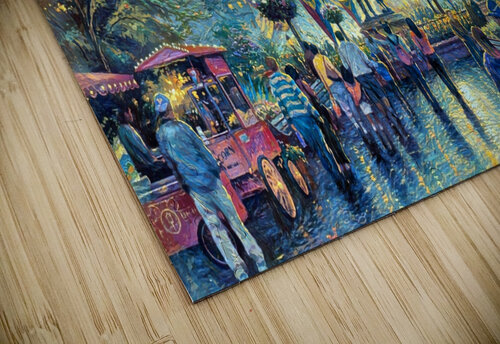 Day At Disney jigsaw puzzle