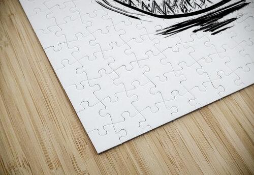 2021 happy dish jigsaw puzzle