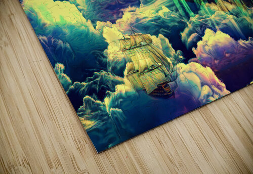 Castle In The Clouds jigsaw puzzle