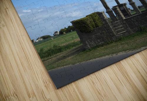 a la crois  e des chemins at the crossroads jigsaw puzzle