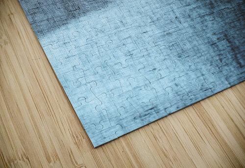 Un regard bleu - A Blue Gaze jigsaw puzzle