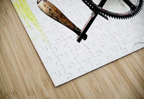 Antique Aspirations Towards Steampunk jigsaw puzzle