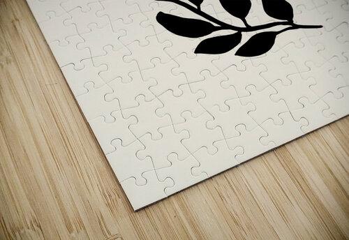 Black Twigs jigsaw puzzle