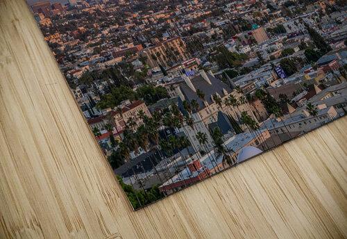 LA Twilight jigsaw puzzle