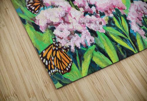 CountyMonrachButterflies jigsaw puzzle