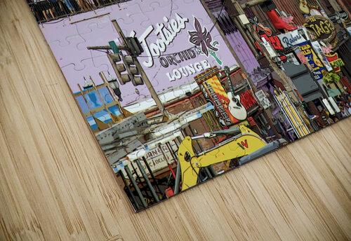 Nashville jigsaw puzzle