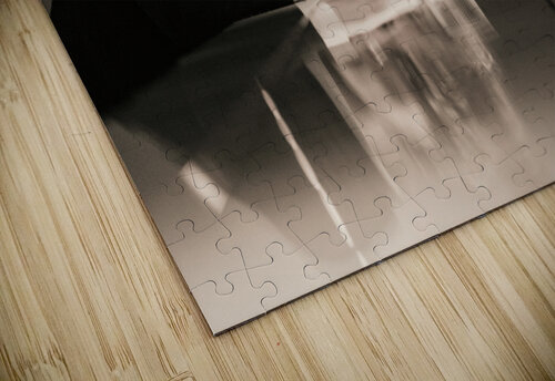 Urban Loneliness - A Lonely Evening jigsaw puzzle