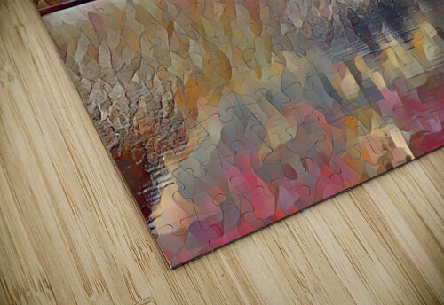 Lake Crescent jigsaw puzzle