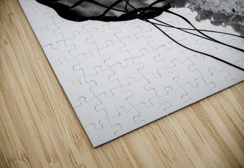 B&W Jelly jigsaw puzzle