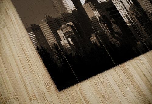 Calgary Skyline jigsaw puzzle