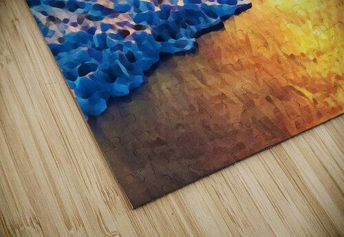 Manhattan Beach Water jigsaw puzzle