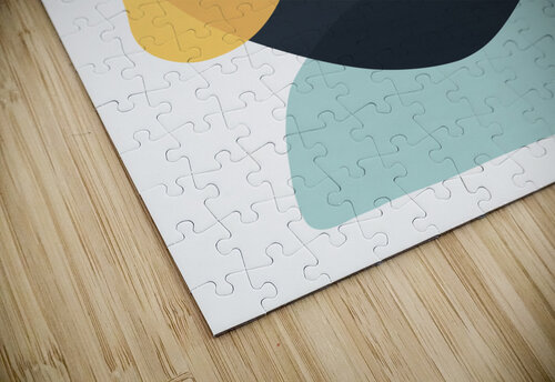 Abstraction C jigsaw puzzle