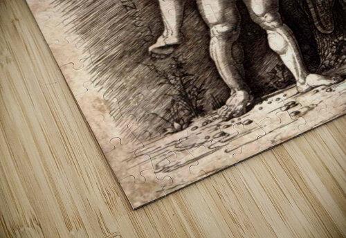 Hercules and Antaeus jigsaw puzzle