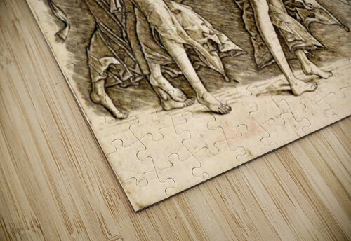 Four Muses jigsaw puzzle