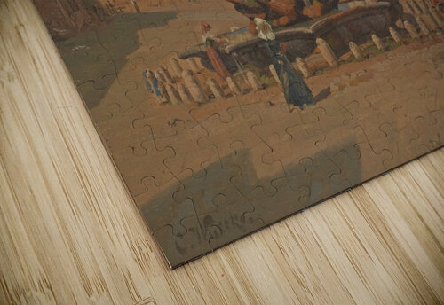 Roma, August 1877 jigsaw puzzle