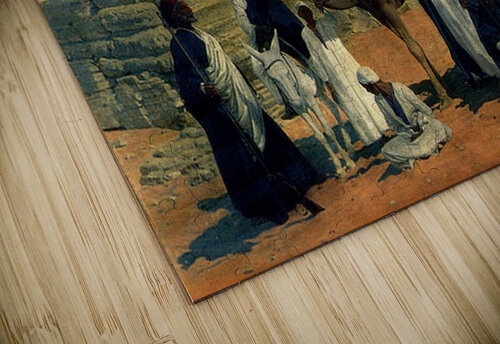 In search of the Pharaohs jigsaw puzzle