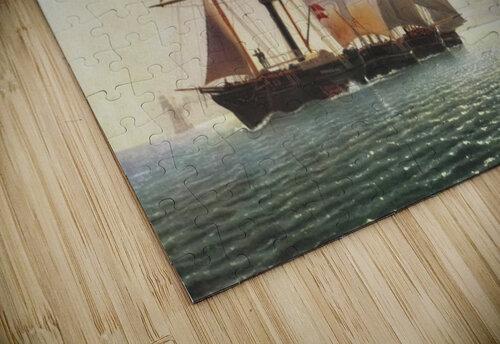 Transport fleet in Svendborg jigsaw puzzle
