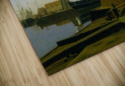 Larsen Square near Copenhagen Harbor jigsaw puzzle