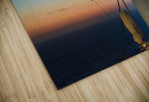 Mills Oia Night jigsaw puzzle