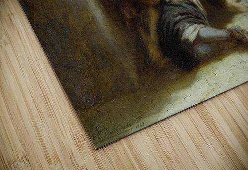 Fatigued Minstrels 1883 puzzle