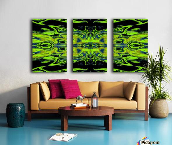 Queen of the Butterflies 75 Split Canvas print