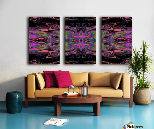 Queen of the Butterflies 85 Split Canvas print