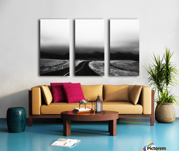 ways of the world Split Canvas print
