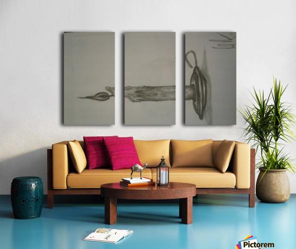 15002111230691551352001 Split Canvas print