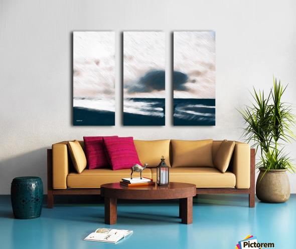 Immer wieder Holland  Split Canvas print