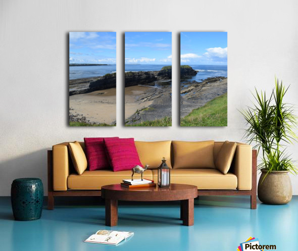 BUNDORAN, CO.DONEGAL Split Canvas print