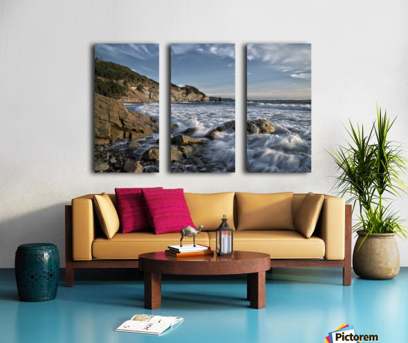 Visions of Grandeur Split Canvas print