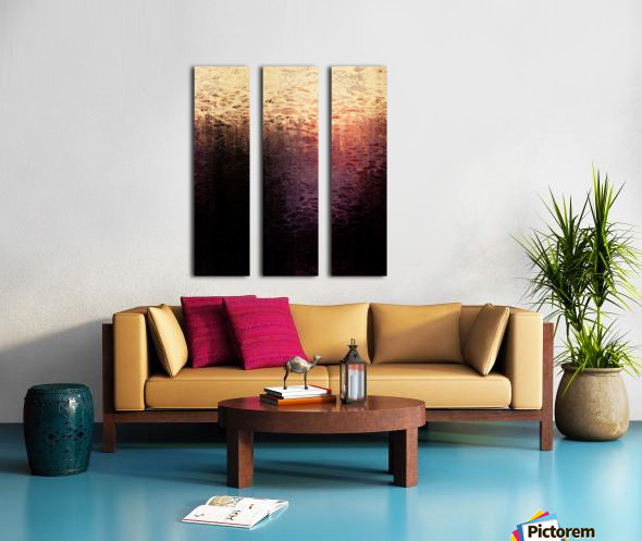 Promise Split Canvas print