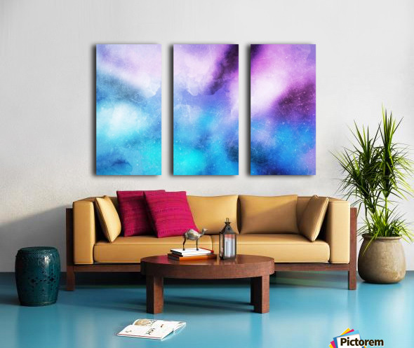 background11 Split Canvas print