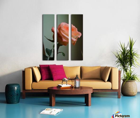 Tea time Split Canvas print