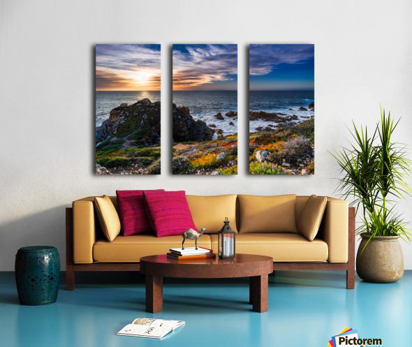 sea 3070982 Split Canvas print