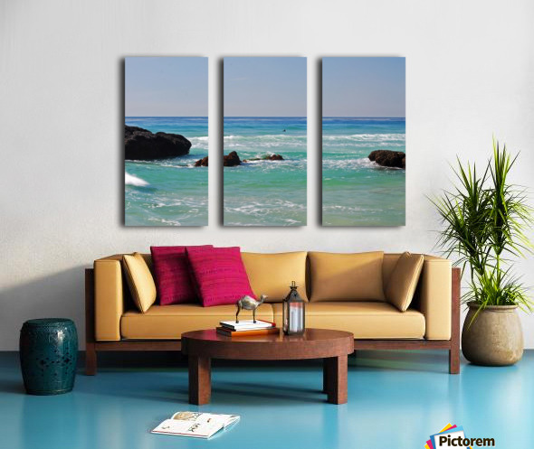 Ocean by Dana Point CA Split Canvas print