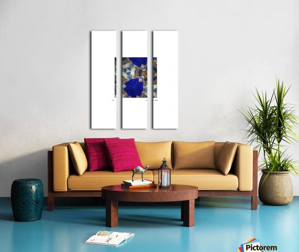BLUEPHOTOSFORSALE 038 Split Canvas print