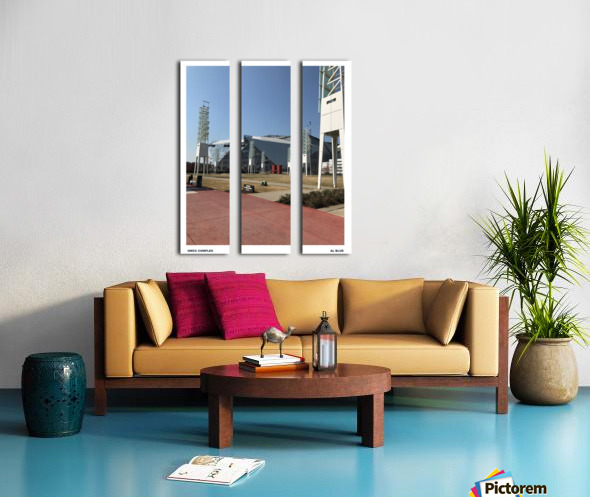 BLUEPHOTOSFORSALE 027 Split Canvas print