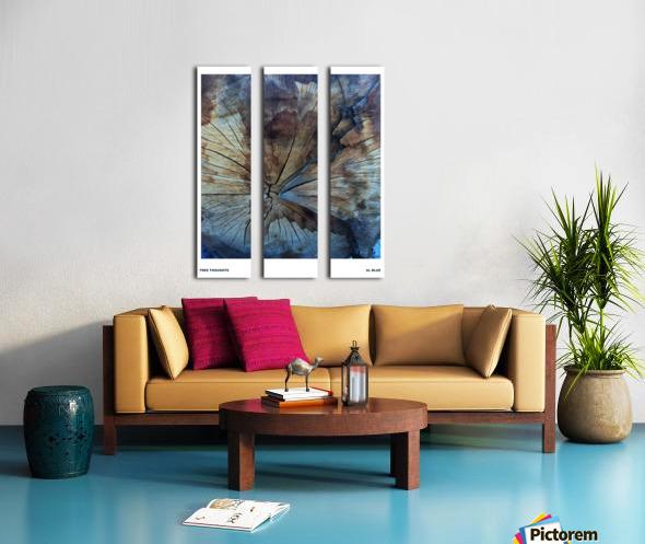 BLUEPHOTOSFORSALE 004 Split Canvas print