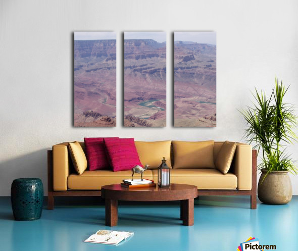 GRAND CANYON AZ Photo  Split Canvas print