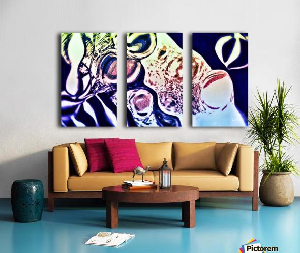 Cool Water  Split Canvas print