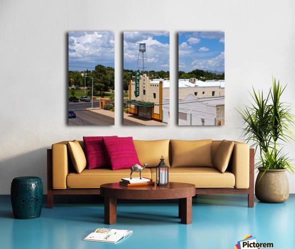 Palace Split Canvas print